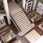Biblioteca Judeteana Arges - interior