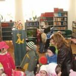 Sectia de imprumut la domiciliu pentru copii