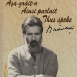 Aşa grăit-a Brâncuşi, Sorana Georgescu-Goran