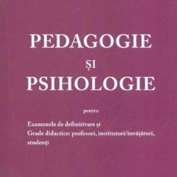 pedagogie si psihologie