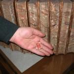 PETIT FABULISTE, volum liliput - 2x2,5 cm, 87pag.